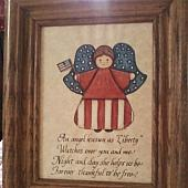AMERICANA  LIBERTY  ANGEL